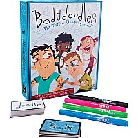 Bodydoodles the Tattoo Guessing Game (available June1, 2014)