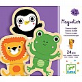 Coucou Jungle Mix and Match Magnets