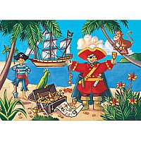 Pirate Treasure 36pcs