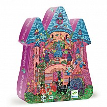 54 pc Fairy Castle  Puzzle