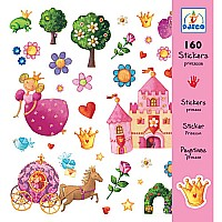 Princess Marguerite  160 Stickers