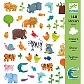 Animals  160 Stickers