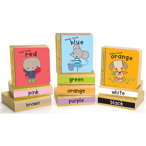 green start book towers little color books - Books About The Color Green
