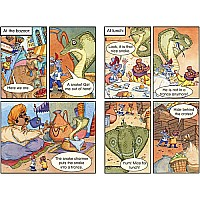 Phonics Comics: Otis C. Mouse: Egypt (level 3)
