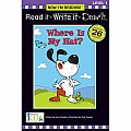 Now I'm Reading! R/W/D: Where is My Hat? (level 1)
