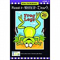 Now I'm Reading! R/W/D: Frog Legs (level 1)