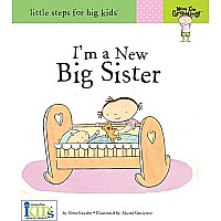 Now I'm Reading! I'm A New Big Sister
