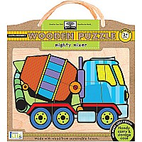 Innovative Kids Green Start Mighty Mixer Puzzle