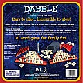 Dabble -- Fast Thinking Word Game