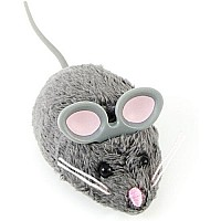 HEXBUG Mouse Robotic Cat Toy (Grey)
