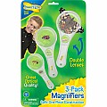 3-Pack Magnifiers