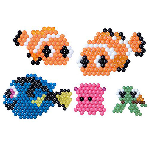 AquaBeads Disney Pixar Finding Dory Nemo And Friends Set The - Aquabeads templates