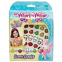 Whirl 'n Wear Charms Sweet Snacks