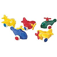 "4"" Chubbies Plane Assortment"