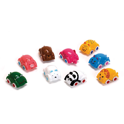 Chubbies toy car boards