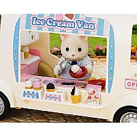 Calico Critters Ice Cream Truck