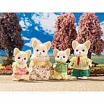 Calico Critters Chihuahua Dog Family