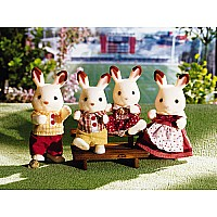 CC Hopscotch Rabbit Family