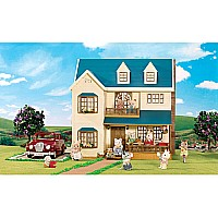 Calico Critters Homes: Deluxe Village House