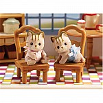 Calico Critters Caramel Cat Twins