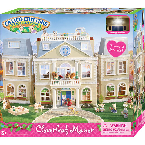 Calico Critter Cloverleaf Manor Be Beep Toys