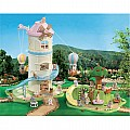 Baby Play House With Windmill, Furniture  Accessories