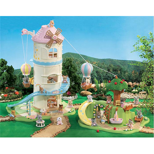 Calico Critters Baby Play House. Calico Critters Baby Play House   Young Minds Toys