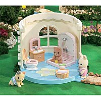 Bathroom for Baby Play House