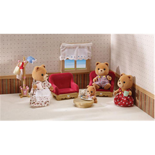 Calico Critters Country Living Room Furniture Set Short Hairstyle 2013