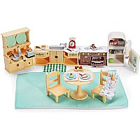 calico critter Kozy Kitchen Set