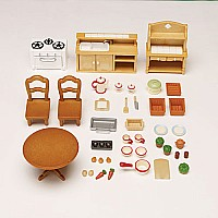 Deluxe Kitchen Set