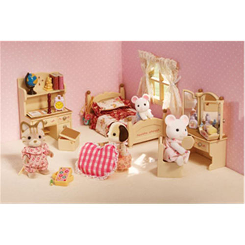 Awesome Calico Critters Bedroom Set Decoration Ideas
