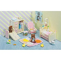 Calico Baby's Pink Bedroom Set