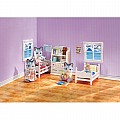 Calico Critters Children's Bedroom Set With Bunk Beds