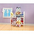 Children's Bedroom Set With Bunk Beds