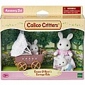 Calico Critters Connor  Kerri's Carriage Ride