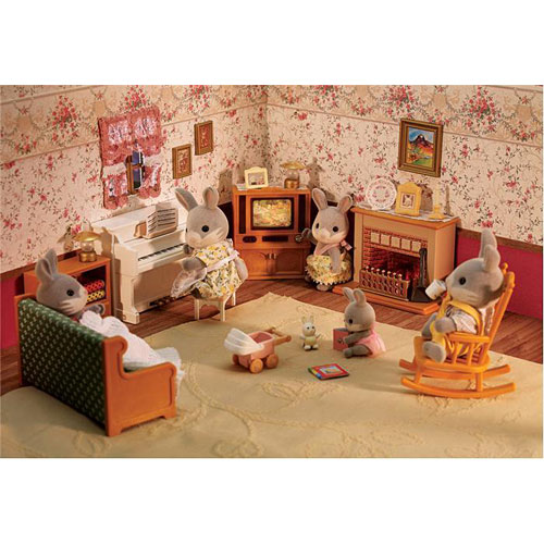 International Playthings CC2564 Living Room Accessories Set