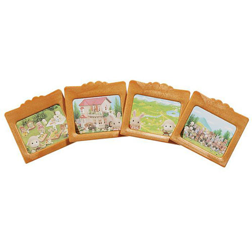 Living Room Accessories Set Calico Critters Big Sky Toy Room