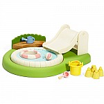 Baby Pool and Sandbox