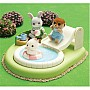 Baby Pool and Sandbox by International Playthings