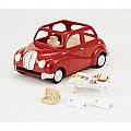 Calico Critters Cherry Cruiser Car