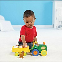 Funtime Tractor Farm Toy