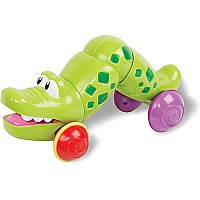 Press N Go Gator