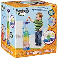 Stack 'n Roll Tumbling Tower