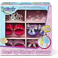 Dress Up Shoes and Jewelry