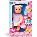 Cozy Cutie Drink 'n Wet Doll w/ Potty