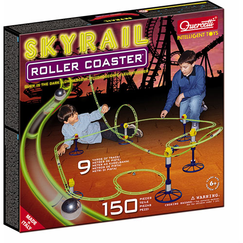 Skyrail Marble Roller Coaster 150pcs The Toyworks