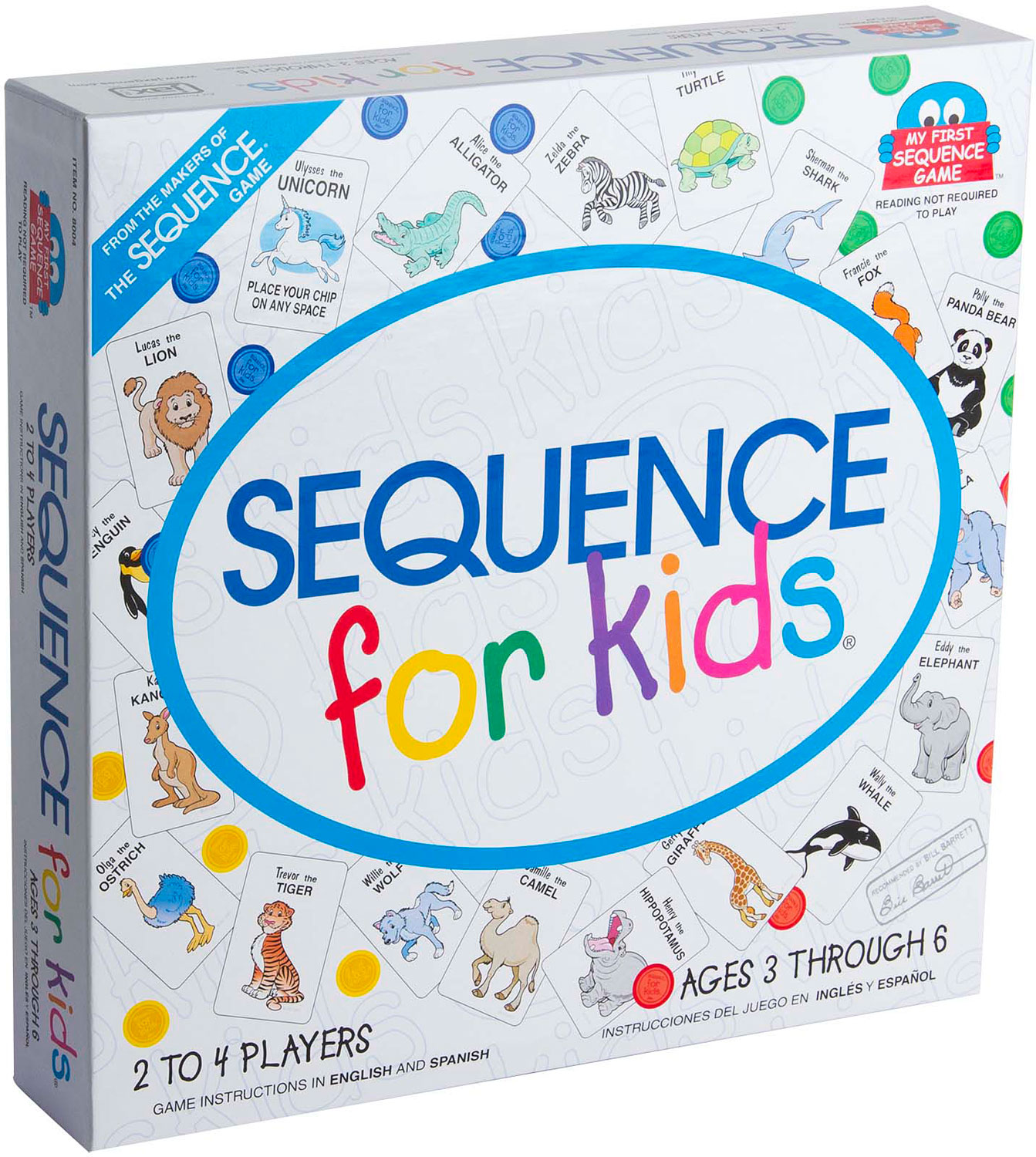 Sequence For Kids Adventure Toys