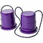 Stepper- Purple Cup Stilts