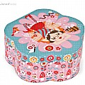 Jewelery Flower Musical Box Annuschka